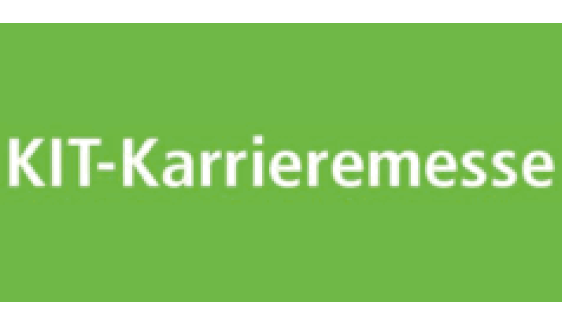 KIT Karrieremesse